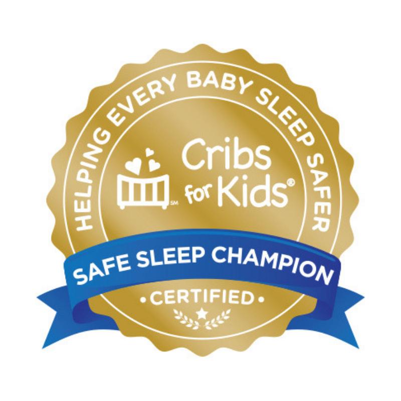 Cribs for Kids Safe Sleep Award