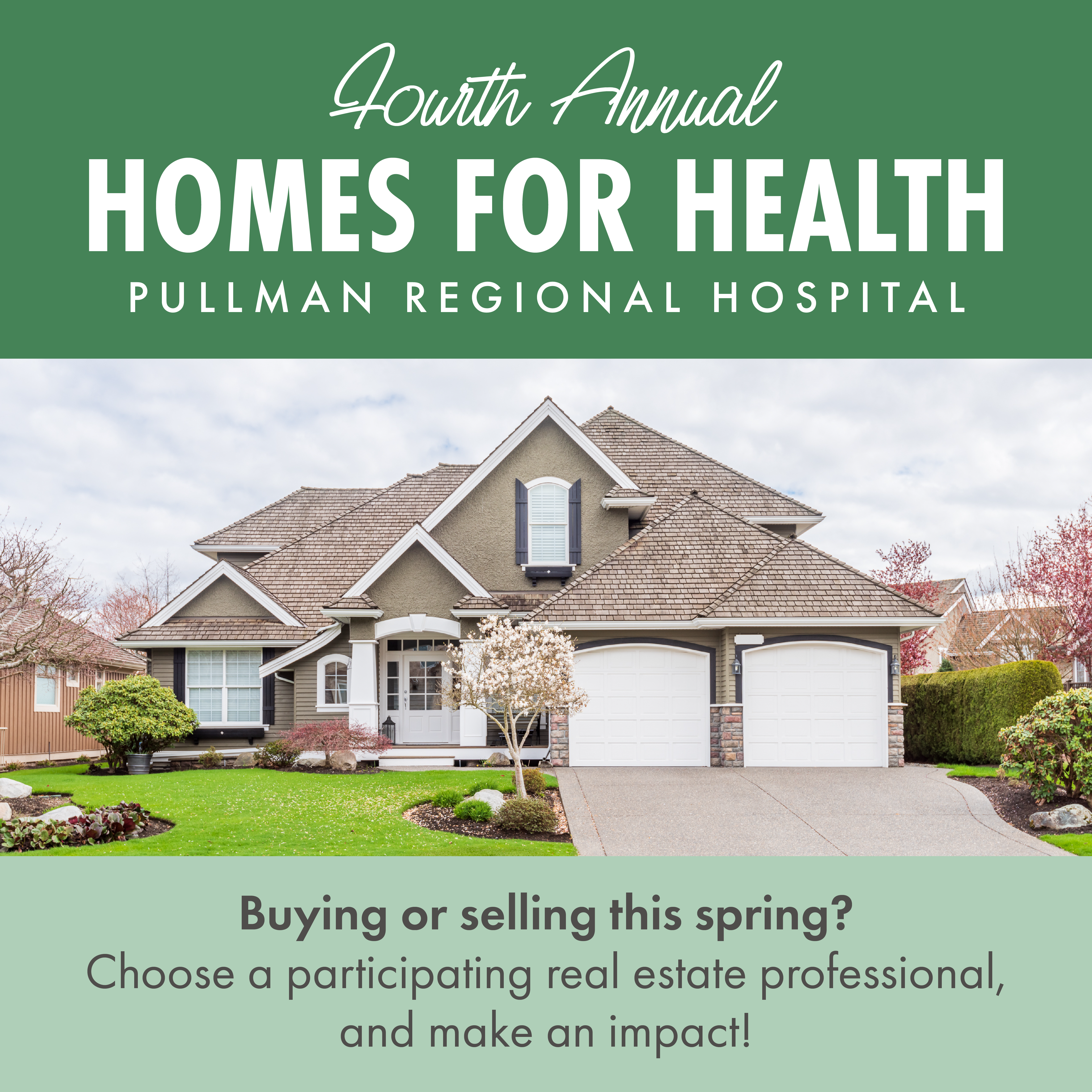 Homes for Health ad
