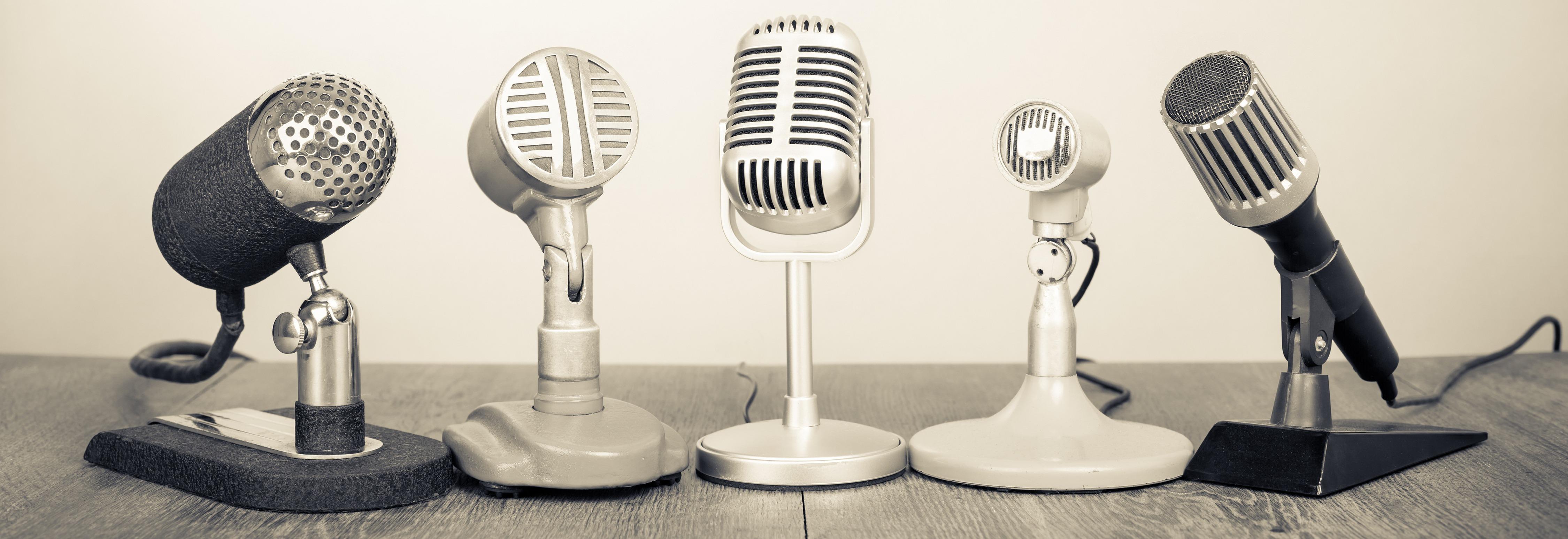Interview Microphones