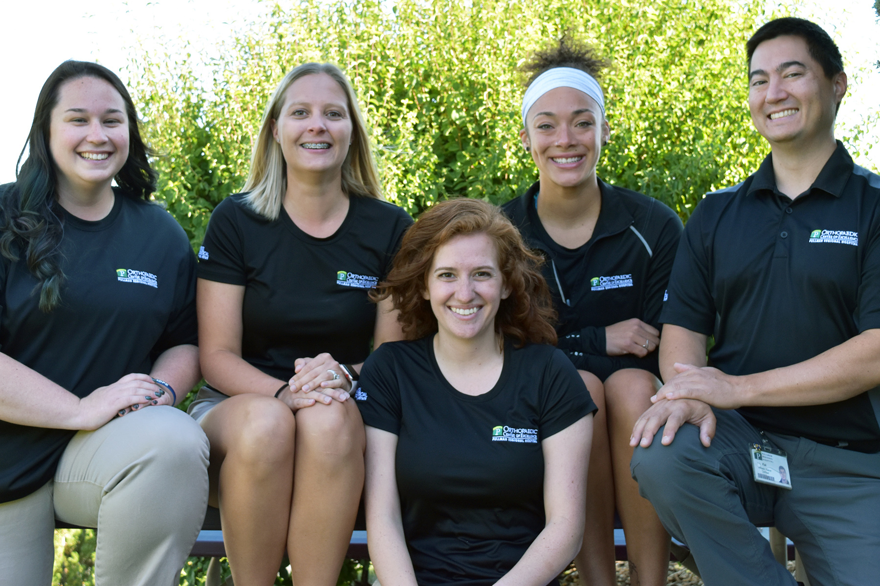 Certified Athletic Trainers Serving our Region
