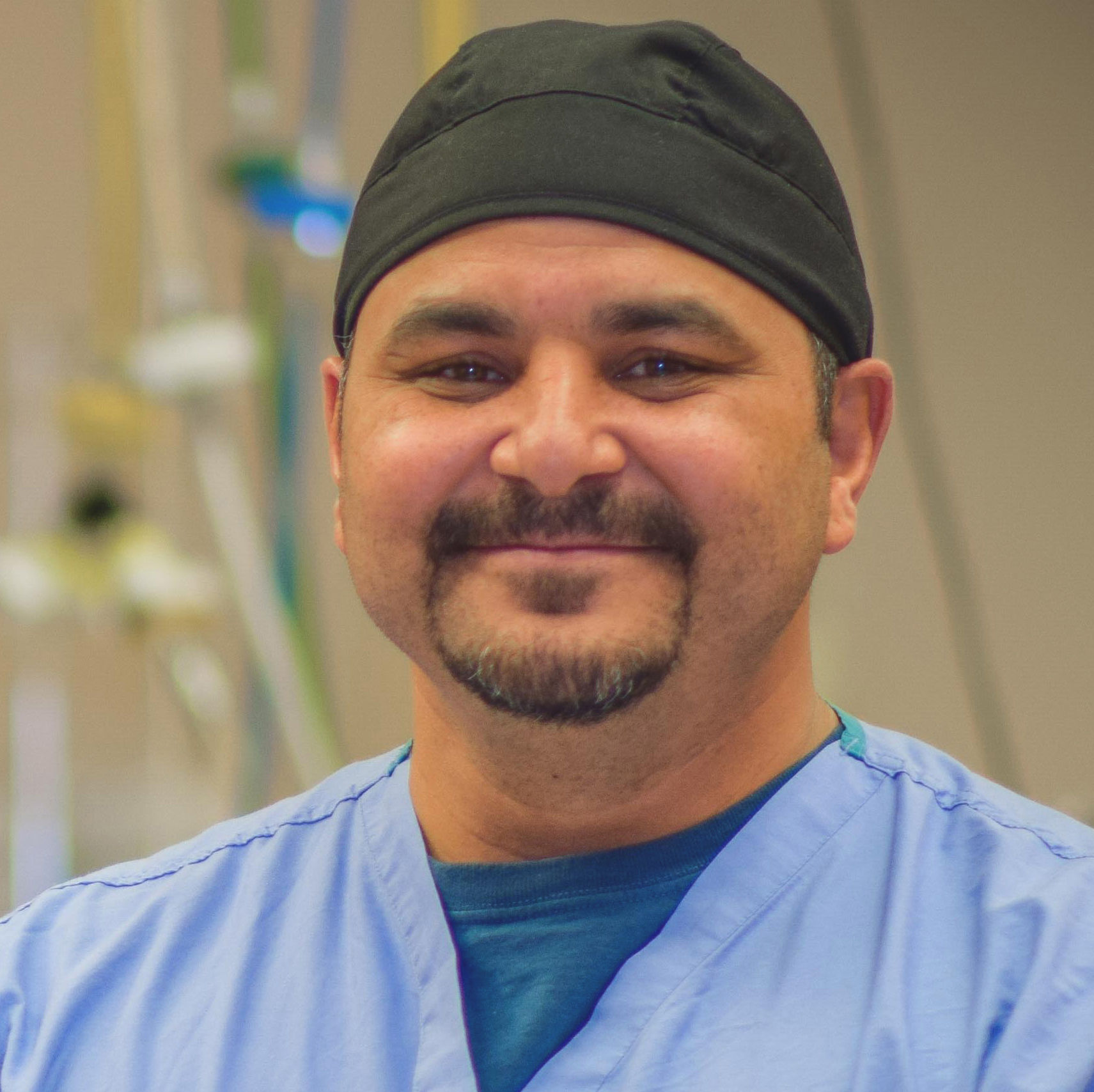 Christopher Lundy, CRNA
