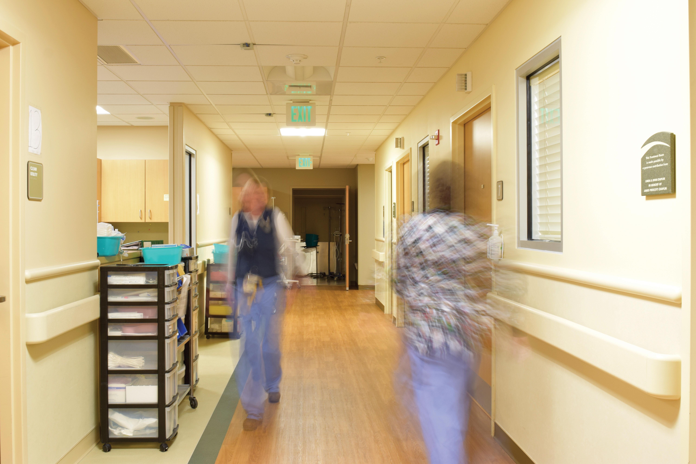 Hallway NurseBlur