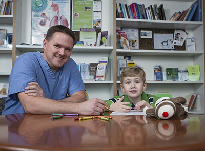 The Pediatric Center of Excellence