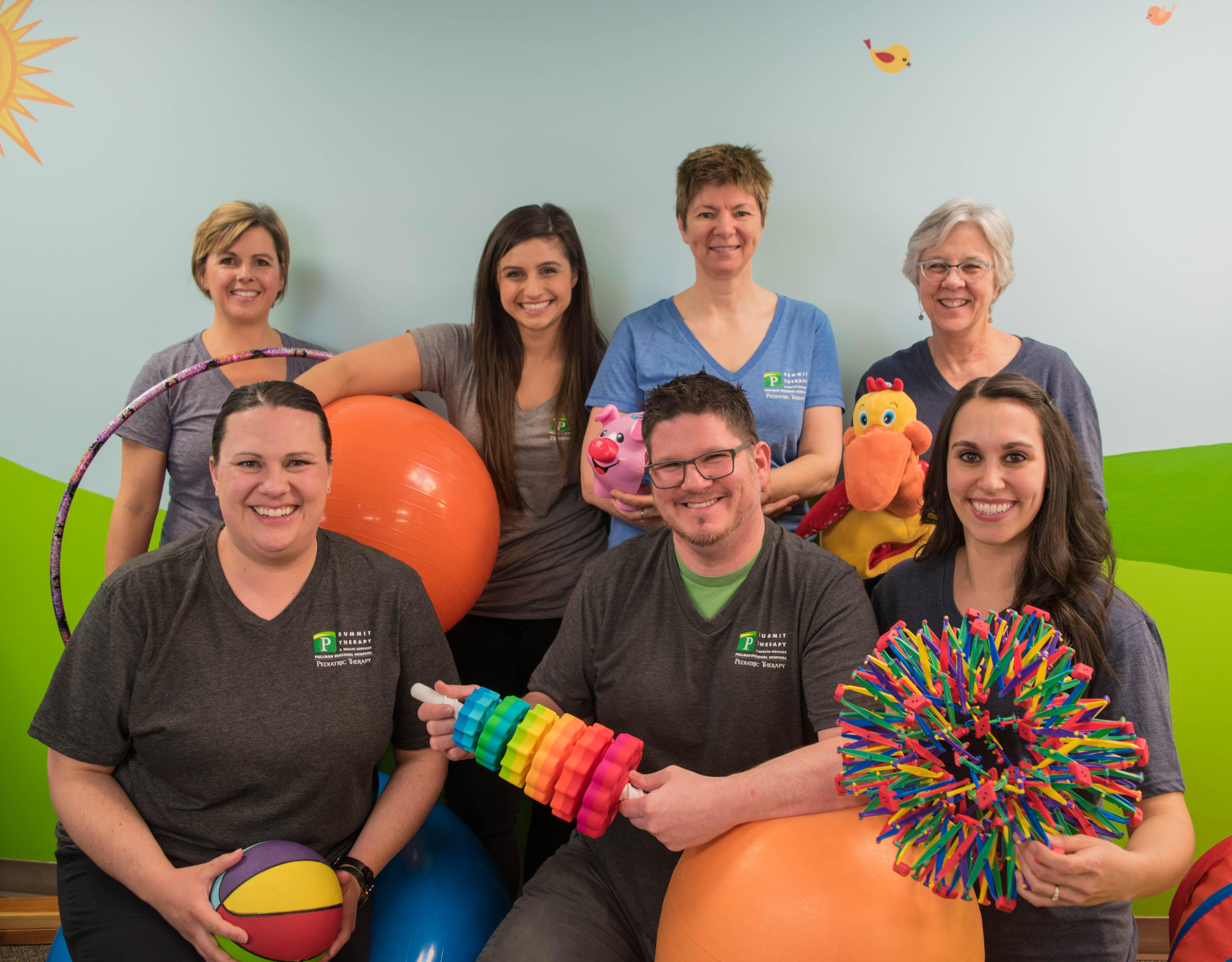 Pediatric Therapy Team