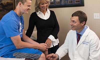 Dr. Ed Tingstad, Orthopedic Surgeon