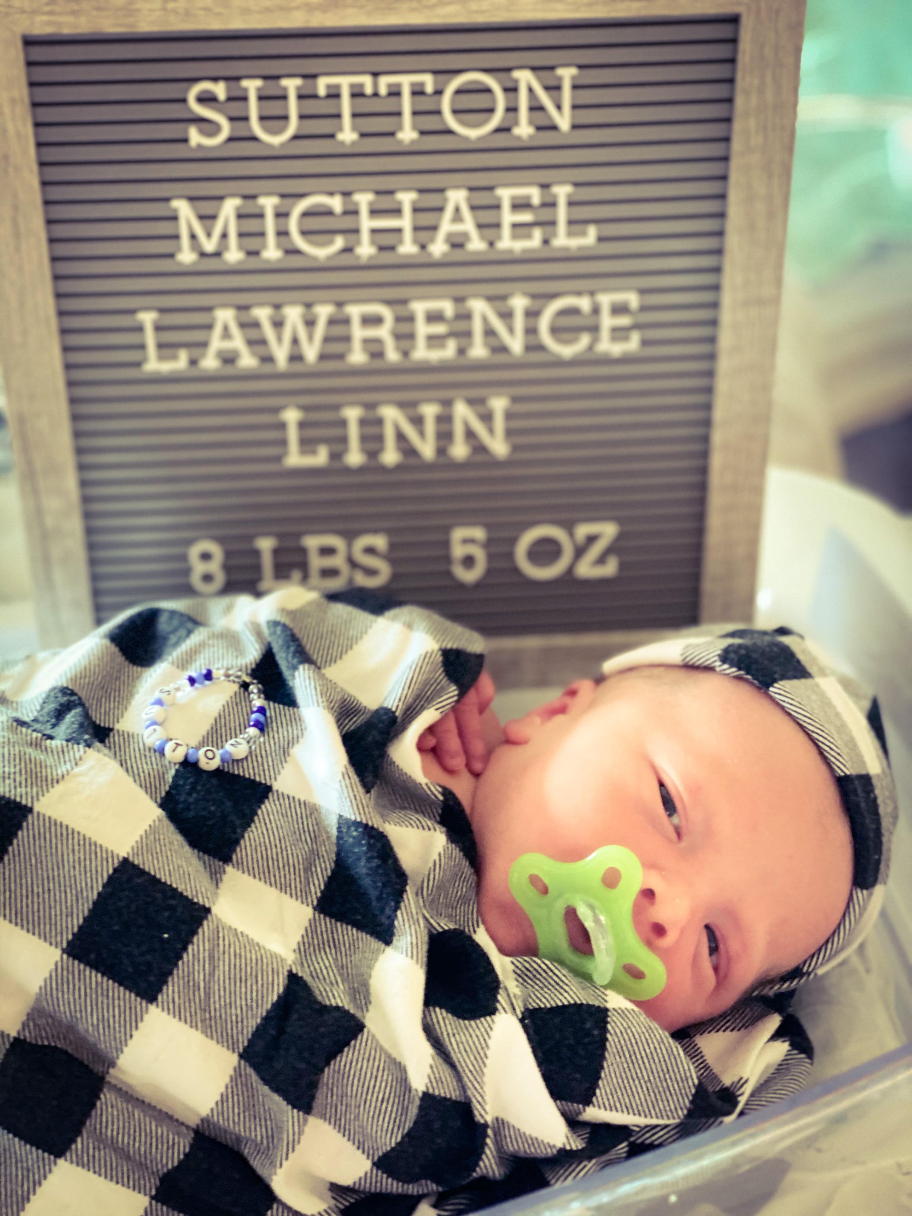 Sutton Michael Lawrence